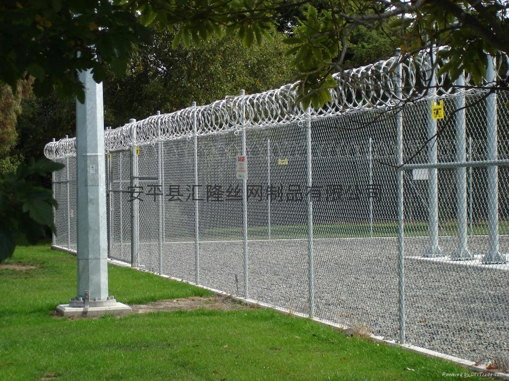 High Security Fencing Bw 09 Huilong 333 China