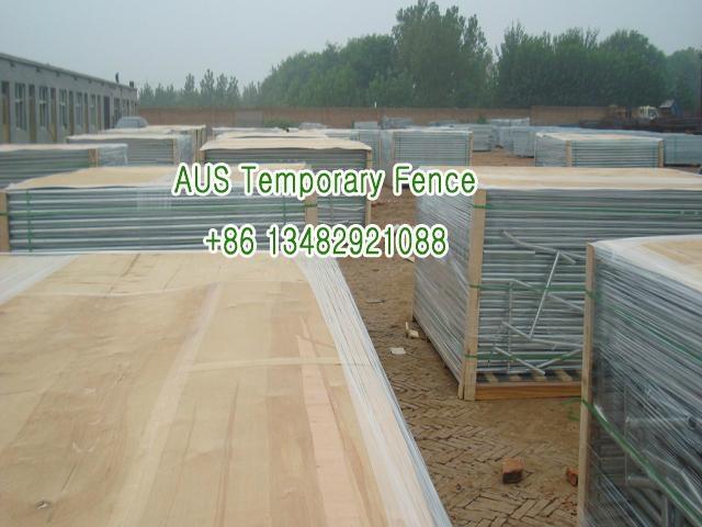 AUS Removable Temporary Fences HW-18 4