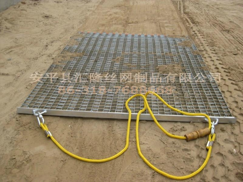High Quality Steel Drag Mat Sd66 369 China Manufacturer