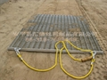 high quality steel drag mat SD66