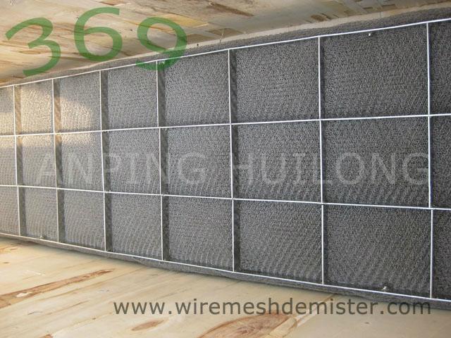 DM03 蒸餾器用絲網除霧器 1