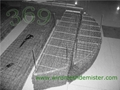 DM01 wire mesh demister pad