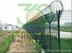 北京首都机场隔离围界 HW-04