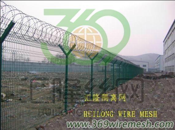 Prison security fence HW-26