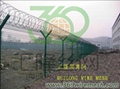 Prison security fence HW-26 1