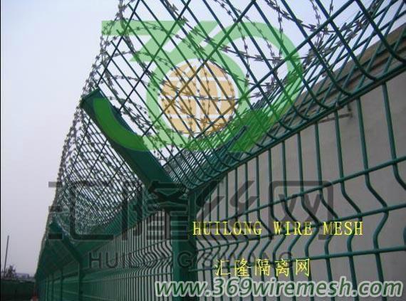 Prison security fence HW-26 2