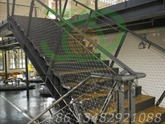 SW14 X-Tend2 stainless steel wire rope mesh pre-mounted frames