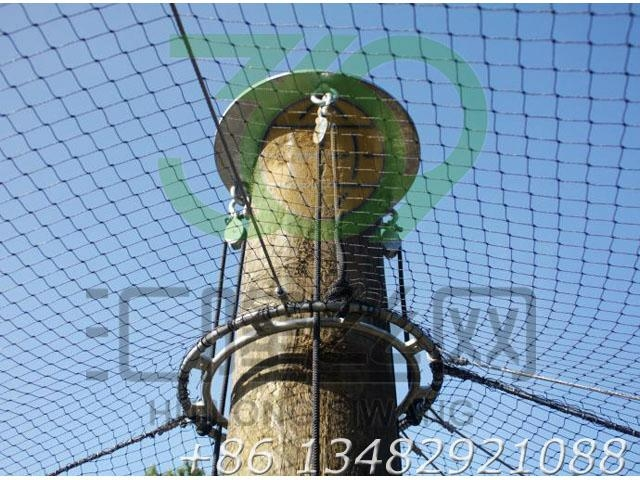 SW17 aviary mesh,stainless steel cable mesh, bird netting,balustrade fencing 1