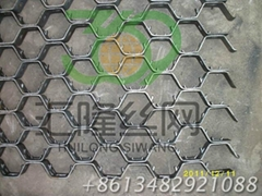 Hexsteel used in Cement industry G14