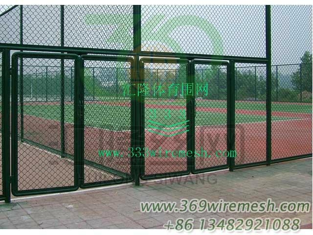 Chain link fence gate types and installation china