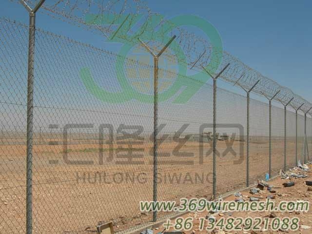 Heavy Chain Link Fence - 369 (China Manufacturer) - Wire Mesh ...