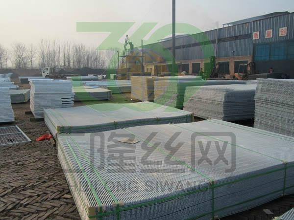 Securextra 2D Security Fencing 2