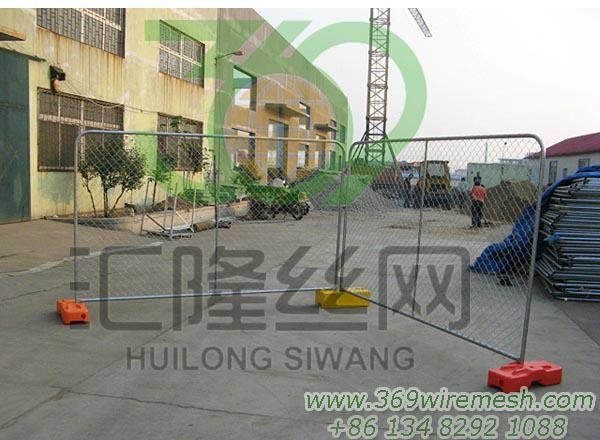 Chain Wire Temporary Fence 2