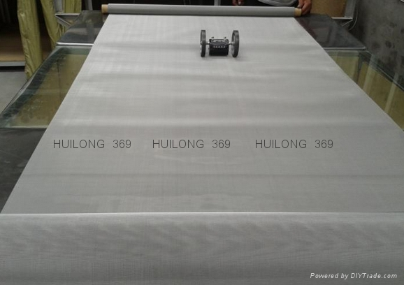 Famous brand stainless steel wire mesh