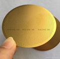 high quality stainless steel wire mesh filter disk/disc