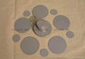 Professional stainless steel wire mesh filter disk/disc