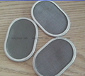 Factory direct stainless steel wire mesh filter disk/disc
