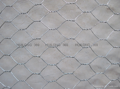 Customed hexagonal wire