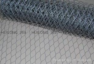 Manufacture hexagonal wire mesh 1