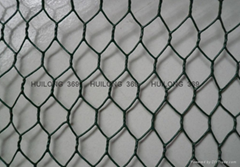 Well-know hexagonal wire