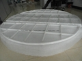 Required plastic demister pad