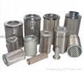 Trade assurance oil filter element