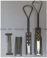 Required Drop Wire Clamp Of Fiber Optic Tools