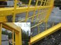 CA temporary fencing HW-17 3