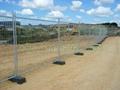 AUS Removable Temporary Fences HW-18 1