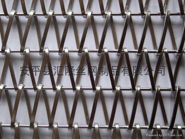 金屬裝飾網帘 ZS-06 1