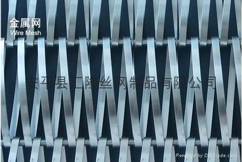 金屬裝飾網帘 ZS-06 2