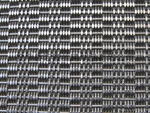 不锈钢编织网 BZS-02 1