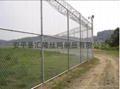 High Security Fencing  BW-09