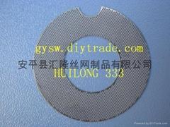 金屬沖孔網板 CK-06
