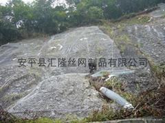 边坡柔性防护网 SW-03
