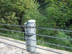 钢丝绳防撞网 SW-02