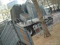 Metal Art Fence TY-01 1