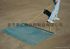 drag mat by hand SD45 4'Wx5'L