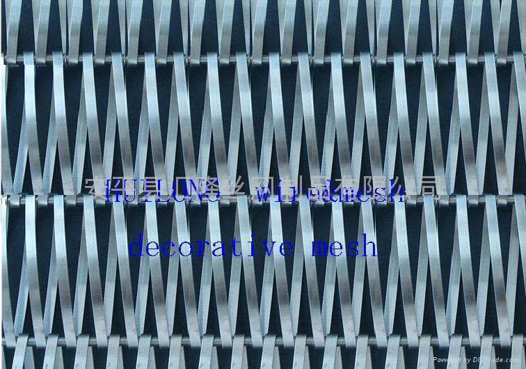 金屬螺旋裝飾網 ZS-05 1