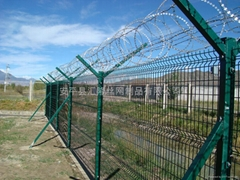 Fencing for airport CW-05