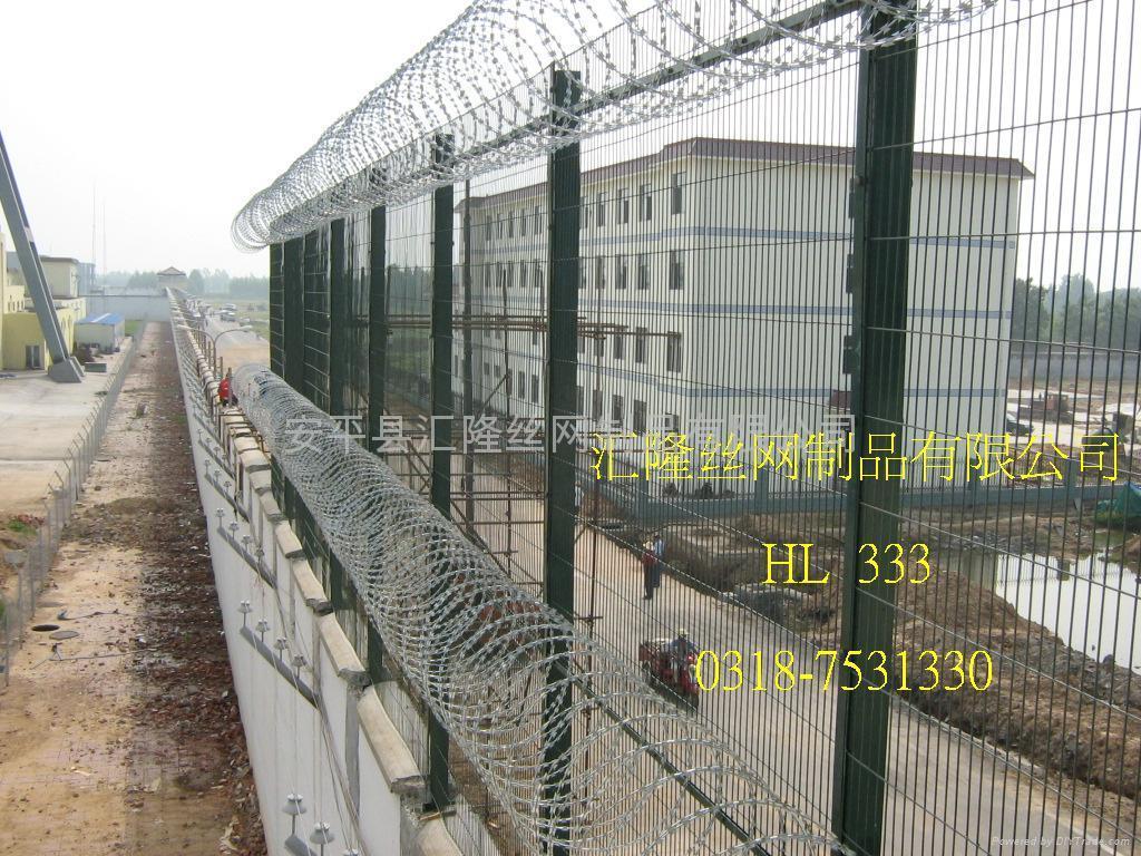 监狱隔离网墙 CW-01 3