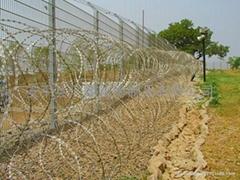 Border Razor Fencing CW-