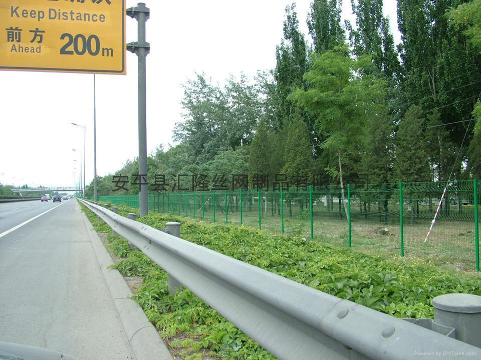Road fencing hw huilong china manufacturer