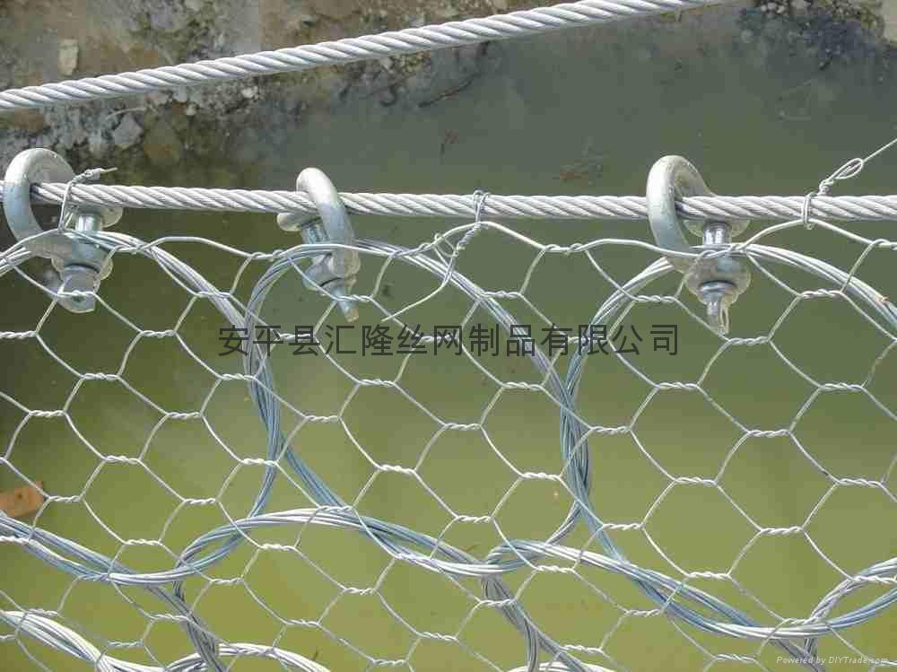 钢丝绳网 SW-08 3