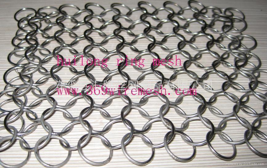 round ring mesh ZS-14 2
