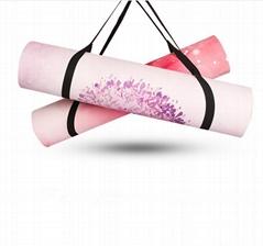 橡胶瑜伽垫 运动瑜伽垫 环保瑜伽垫