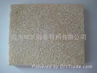 环保蜂窝陶瓷防水吸音板