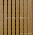 环保木质装饰吸音板