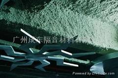 酒吧KTV天花专用吸音隔音喷涂材料