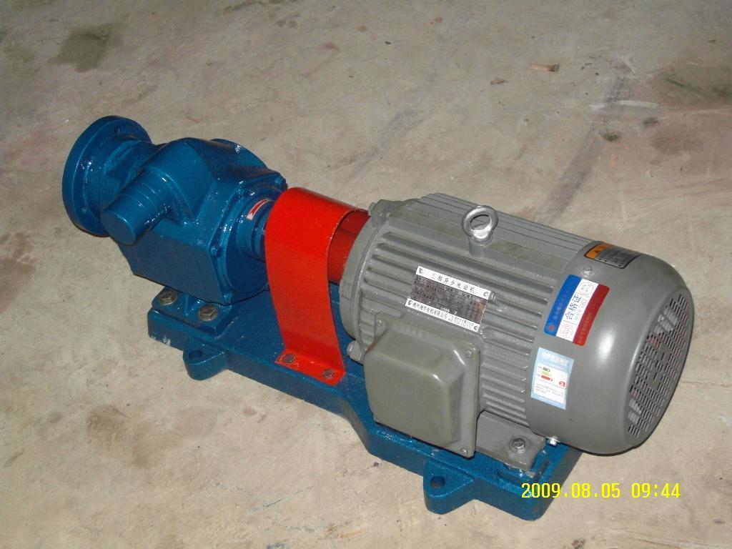 GZB高真空齿轮泵 1